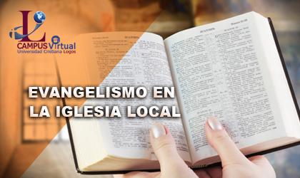 Curso 8 - IECM301 Evangelismo en la Iglesia Local
