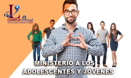 Curso 13 - ICED320 Ministerio a los Adolescentes y Jóvenes