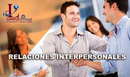 Curso 27 - THE490 Relaciones Interpersonales